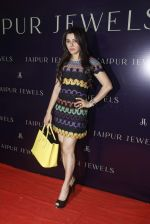 Kehkashan Patel at Jaipur Jewels Rise Anew collection launch in Napean Sea Road on 12th Aug 2015 (153)_55cc4bae33636.JPG