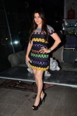 Kehkashan Patel at Zarine Khan_s The Khan_s Family Secret Cookbook book Launch in The Charcoal Project on 12th Aug 2015 (54)_55cc4a25c408a.JPG