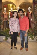 Nikhil Dwivedi at Anita Dongre_s Grass Root store launch in Khar on 12th Aug 2015 (75)_55cca9792c381.JPG