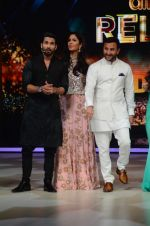 Saif Ali Khan, Katrina Kaif at Jhalak Dikhlaajaa in Filmistan on 12th Aug 2015