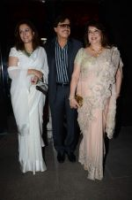 Sanjay Khan at Zarine Khan_s The Khan_s Family Secret Cookbook book Launch in The Charcoal Project on 12th Aug 2015 (18)_55cc4a7c528ce.JPG