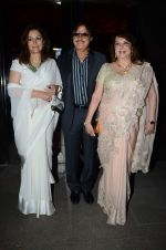 Sanjay Khan at Zarine Khan_s The Khan_s Family Secret Cookbook book Launch in The Charcoal Project on 12th Aug 2015 (17)_55cc4a5a67ba2.JPG