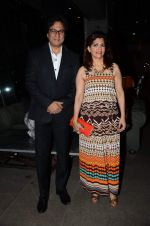 Talat Aziz, Bina Aziz at Zarine Khan_s The Khan_s Family Secret Cookbook book Launch in The Charcoal Project on 12th Aug 2015 (58)_55cc4ab3e6b95.JPG