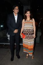 Talat Aziz, Bina Aziz at Zarine Khan_s The Khan_s Family Secret Cookbook book Launch in The Charcoal Project on 12th Aug 2015 (59)_55cc4abd185ae.JPG