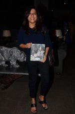 Zoya Akhtar at Zarine Khan_s The Khan_s Family Secret Cookbook book Launch in The Charcoal Project on 12th Aug 2015 (81)_55cc4aa864212.JPG
