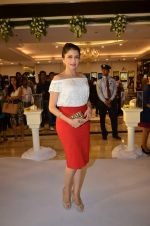 Bhagyashree at Farah Khan Ali_s new collection launch with Tanishq in Andheri, Mumbai on 13th Aug 2015 (308)_55cdac66be9bb.JPG