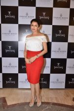 Bhagyashree at Farah Khan Ali_s new collection launch with Tanishq in Andheri, Mumbai on 13th Aug 2015 (317)_55cdac69c28ef.JPG