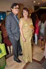 Sanjay Khan, Zarine Khan at Farah Khan Ali_s new collection launch with Tanishq in Andheri, Mumbai on 13th Aug 2015 (235)_55cdaccd1aa35.JPG