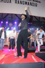 Abhishek bachchan at Umang festival in NM College on 14th Aug 2015
