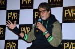 Amitabh Bachchan at Sholay 40 years celebrations press meet in PVR, Juhu on 14th Aug 2015