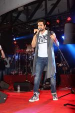 Ayushman khurana at Umang festival in NM College on 14th Aug 2015