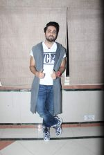 Ayushman khurana at Umang festival in NM College on 14th Aug 2015 (4)_55cf27af24313.JPG
