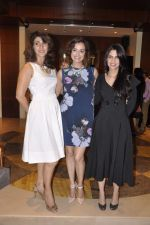 Dia Mirza at Gallerie Angel arts event in J W Marriott on 14th Aug 2015