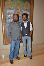 Nawazuddin Siddiqui, ketan mehta interviews in Juhu, Mumbai on 14th Aug 2015 (13)_55cf282544c99.JPG