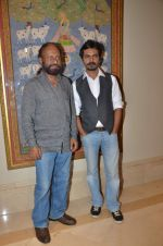Nawazuddin Siddiqui, ketan mehta interviews in Juhu, Mumbai on 14th Aug 2015 (15)_55cf282604479.JPG