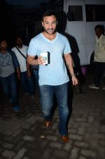Saif Ali Khan snapped in mehboob on 14th Aug 2015
