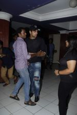 Sidharth Malhotra snapped at Chandan cinema on 14th Aug 2015