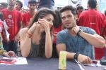 Urvashi Rautela at Umang festival in NM College on 14th Aug 2015