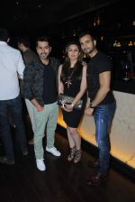 Akriti kakkar, Karan Tacker at RJ  Malishka_s bash in Lalit Hotel on 15th Aug 2015 (51)_55d07b9420dcd.JPG