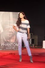 Katrina Kaif at Umang festival in Parle, Mumbai on 15th Aug 2015