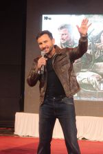 Saif Ali Khan at Umang festival in Parle, Mumbai on 15th Aug 2015