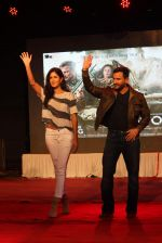 Saif Ali Khan, Katrina Kaif at Umang festival in Parle, Mumbai on 15th Aug 2015