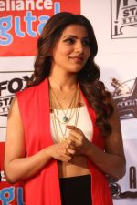 Samantha at Endrathukulla Teaser Launch on 15th Aug 2015