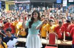 Kriti Sanon at Umang College fest in Parle, Mumbai on 16th Aug 2015