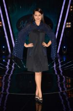 Sonakshi Sinha at the Promotion of Phantom on the sets of Indian Idol Junior 2015 in Mumbai on 16th Aug 2015