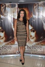 promotes film Chehere in Sun N Sand on 16th Aug 2015