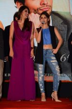 Alia Bhatt, Anushka Ranjan at Wedding Pullav film launch on 17th Aug 2015
