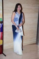 Alka Yagnik at Wedding Pullav film launch on 17th Aug 2015