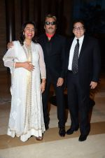 Anu Ranjan, Jackie Shroff at Wedding Pullav film launch on 17th Aug 2015