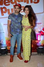 Gurmeet Choudhary, Debina Bonnerjee at Wedding Pullav film launch on 17th Aug 2015