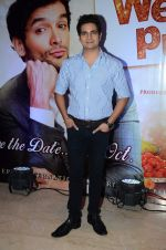 Karan mehra at Wedding Pullav film launch on 17th Aug 2015