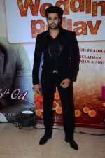 Manish Paul at Wedding Pullav film launch on 17th Aug 2015