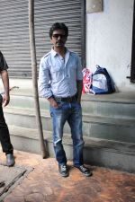 Nawazuddin Siddiqui at the Promotion of film Manjhi- The Mountain Man on 17th Aug 2015