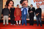 Satish Kaushik, David Dhawan, Shashi Ranjan, Mahesh Bhatt, Shatrughan Sinha at Wedding Pullav film launch on 17th Aug 2015