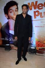 Sulaiman Merchant at Wedding Pullav film launch on 17th Aug 2015