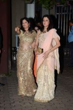 Arzoo Govitrikar, Aditi Govitrikar at Queenie Singh_s wedding bash in Mumbai on 18th Aug 2015 (9)_55d71ebb1b4c1.JPG