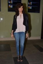 Karisma Tanna snapped as they watch All is Well in PVR on 20th Aug 2015 (1)_55d73ae4c0d35.JPG