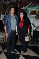 Mukesh Rishi at Chehere premiere in PVR on 20th Aug 2015 (18)_55d73d66358bf.JPG