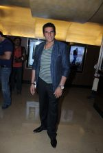 Mukesh Rishi at Chehere premiere in PVR on 20th Aug 2015