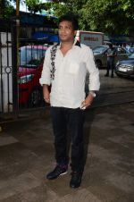 Sunil Pal at Shraddha Kapoor_s grandfather_s prayer meet in Juhu, Mumbai on 18th Aug 2015 (67)_55d720126b7fd.JPG