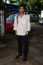 Sunil Pal at Shraddha Kapoor_s grandfather_s prayer meet in Juhu, Mumbai on 18th Aug 2015 (69)_55d72013d3e9c.JPG