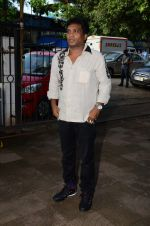 Sunil Pal at Shraddha Kapoor_s grandfather_s prayer meet in Juhu, Mumbai on 18th Aug 2015 (68)_55d720131cc26.JPG