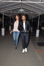 Upen Patel and Karisma Tanna snapped as they watch All is Well in PVR on 20th Aug 2015 (4)_55d73ae82b709.JPG