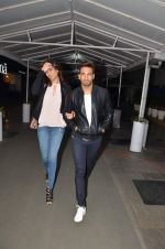 Upen Patel and Karisma Tanna snapped as they watch All is Well in PVR on 20th Aug 2015 (5)_55d73b07b0c4b.JPG