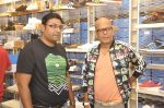 Narendra Kumar Ahmed at special edition of adidas shoe lottery in Linking Road on 22nd Aug 2015