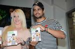 Sidharth Malhotra at Healthy Kitchen book launch by celebrity nutritionist Marika Johansson in Mumbai on 21st Aug 2015